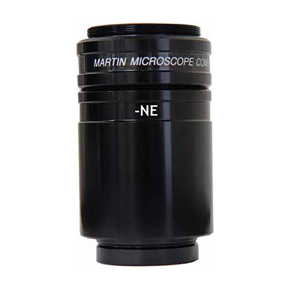 MDSLR-NE 1.38x Widefield T-mount adapter for Nikon E-series Phototubes